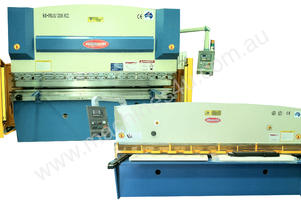 3200MM X 6MM GUILLO & 3200MM X 135TON PRESSBRAKE