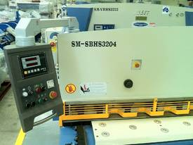 3200MM X 6MM GUILLO & 3200MM X 135TON PRESSBRAKE  - picture10' - Click to enlarge