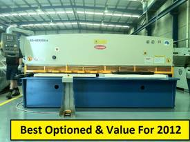 3200MM X 6MM GUILLO & 3200MM X 135TON PRESSBRAKE  - picture13' - Click to enlarge