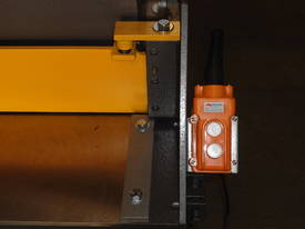 1250mm x 4mm Australian made hyd guillotine - picture5' - Click to enlarge