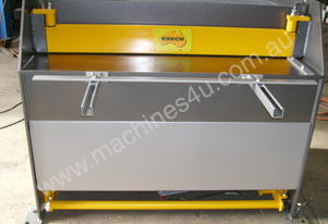 1250mm x 4mm Australian made hyd guillotine