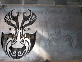 DRAGON 2 - CNC PLASMA / FLAME COMBO - picture1' - Click to enlarge