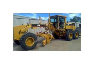 2005 Caterpillar 140H Series 2