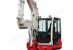 NEW TAKEUCHI TB260 6.2T REDUCED SWING