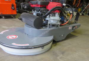 Gas 24 60cm High Speed Gas Burnisher  59 HOURS