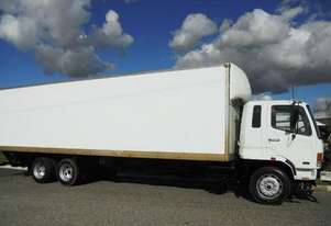 2007 MITSUBISHI FUSO FIGHTER 14
