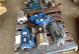 Ried Machinery motors electric
