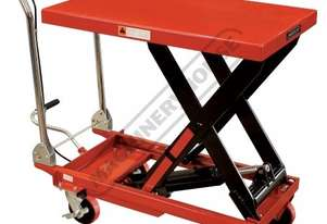 LTH-500 Hydraulic Lifter Trolley 500kg Load Capacity 900mm Lift Height