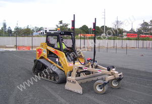 LEVEL BEST PL72S LASER GRADER ATTACHMENT