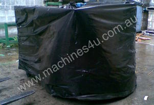 New Disposable Black Bin Liner Bags