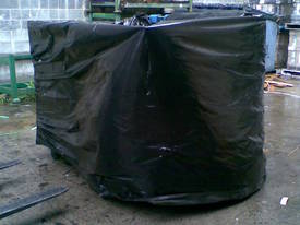New Disposable Black Bin Liner Bags - picture0' - Click to enlarge