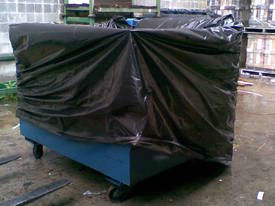 New Disposable Black Bin Liner Bags - picture2' - Click to enlarge