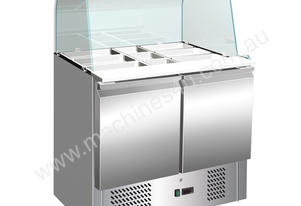F.E.D. S900GC Two Door Compact Food Service Bar