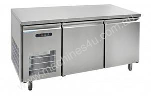 Sanden YNC-150SR Two Door Under Bench Freezer - 1500mm