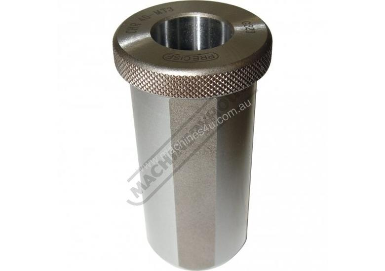 CHR 40-3MT Straight Sleeves - (For CNC Lathes) Ø40mm x 3MT