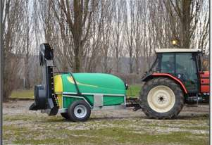 Tuffass   2000L BREVA Sprayer