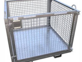 Crane Goods Work Cages (Flat Packed)