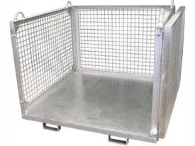 Crane Goods Work Cages (Flat Packed) - picture2' - Click to enlarge