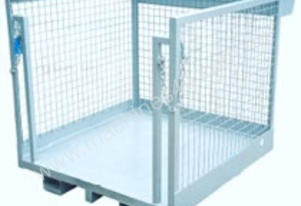 Forklift Order Picker Cage - Stock Picking Cage