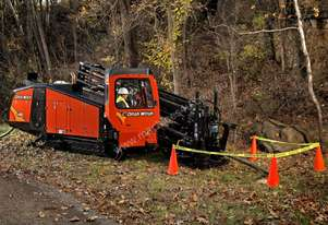 Ditch Witch AT60, 60k lbs rock drill