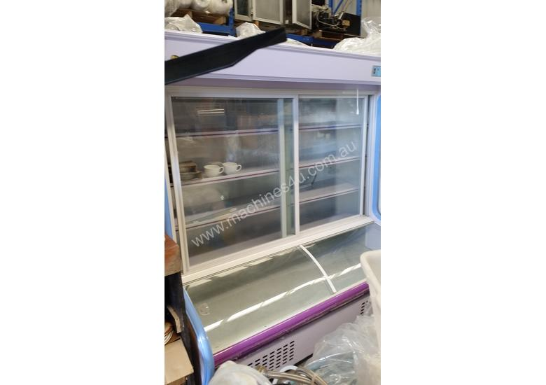 Used 2010 Unknown Display Fridge Freezercommercial Kitchen