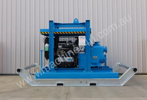 Remko RTH100 Major Contractors Diesel Pump Package