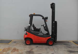 Used Forklift: H18T - Genuine Pre-owned Linde