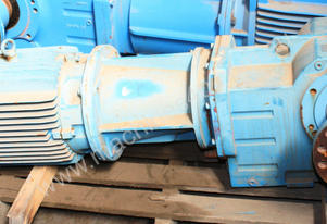 22KW motor 10.88:1 1276Nm gearbox suit conveyor