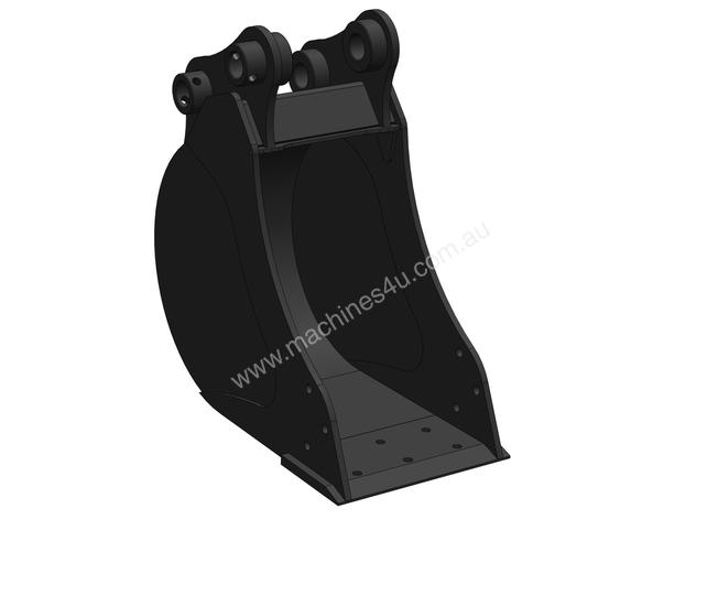 NEW DIG ITS 250MM TRENCHING BUCKET SUIT ALL 2-3T MINI EXCAVATORS