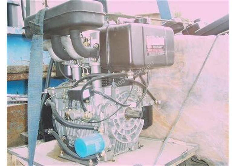 20 hp air cooled deisel engines , electric start