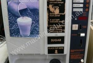 Lockable Coffee Vending Machine - Secondhand Cate