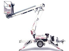 NIFTY 120T TOWABLE BOOM