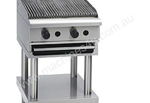 Waldorf 800 Series CH8600G-LS - 600mm Gas Chargrill
