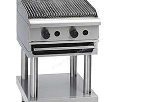 Waldorf 800 Series CH8600G-LS - 600mm Gas Chargrill `` Leg Stand