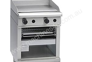 Waldorf 800 Series GT8600G - 600mm Gas Griddle Toaster