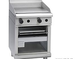Waldorf GT8600G 600mm Gas Griddle Toaster