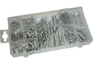 K72712 Spring & Hitch Pin Assortment 175 Piece