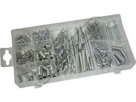 K72712 Spring & Hitch Pin Assortment 175 Piece - picture0' - Click to enlarge