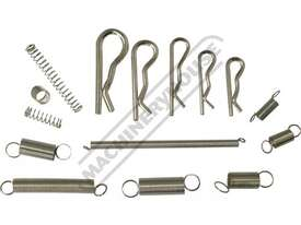 K72712 Spring & Hitch Pin Assortment 175 Piece - picture2' - Click to enlarge