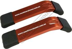 C1024 Deluxe Hold Down Clamps 140 x 26.5 x 8mm Sold In Pairs