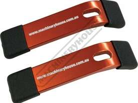 C1024 Deluxe Hold Down Clamps 140 x 26.5 x 8mm Sold In Pairs - picture2' - Click to enlarge
