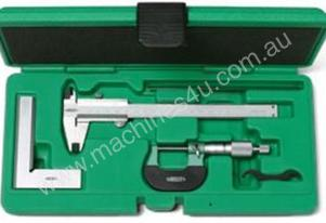 Insize MEASURING TOOL SET 4PC