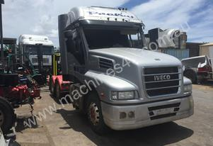 Dismantling  IVECO Power Star