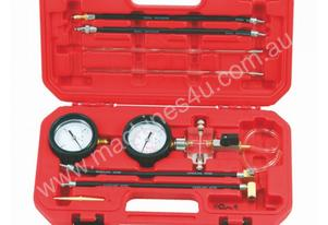 DIESEL LEAK BACK TEST KIT 2 GAUGES