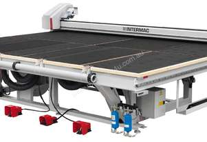 Intermac Genius RS-A Float glass cutting tables