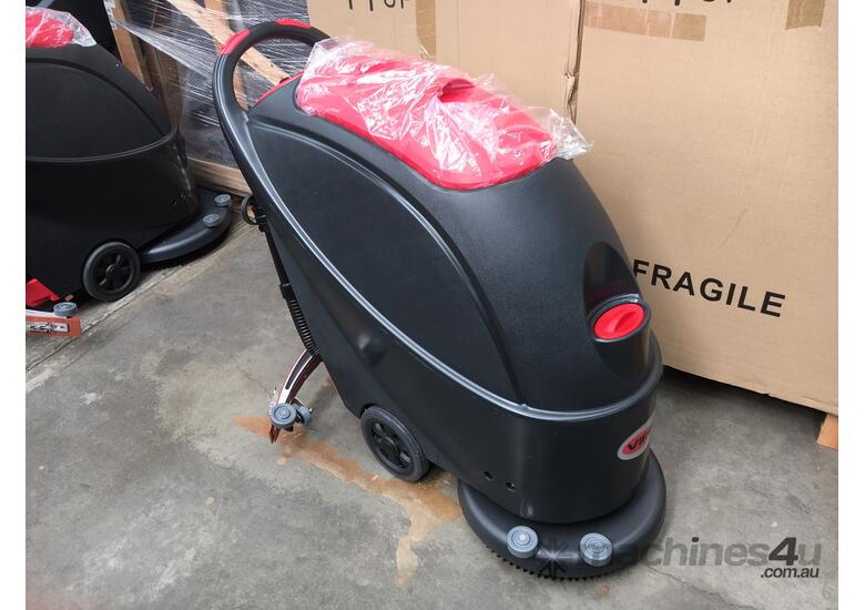 WALK BEHIND FLOOR SCRUBBER- AS430