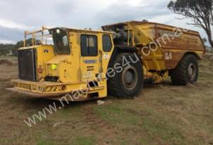 2000 ATLAS COPCO MT420 Mine truck