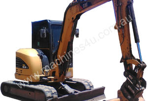 CAT 305.5 DCR with heaps of attachments, call EMUS