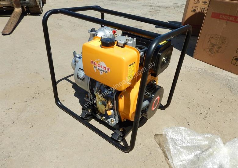 "New Water Pump for sale - Unused 4"" Petrol Water Pump 8.9 Hp"