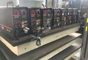 LN25 Lincoln MIG Welder Remote Wire Feeder